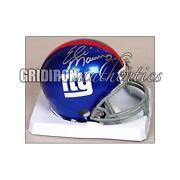 Eli Manning Autograph