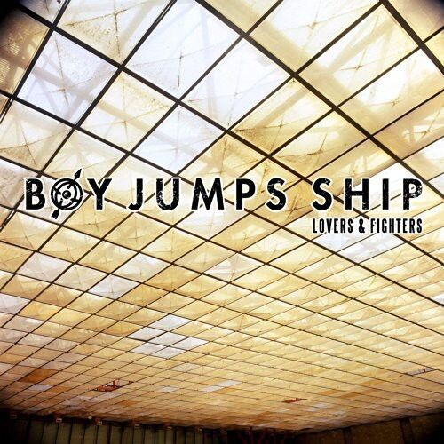 Boy Jumps Ship - Lovers & Fighters [new Cd] Uk - Import