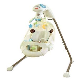 Fisher Price My Little Lamb Swing and Cradle