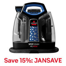 BISSELL SpotClean® ProHeat® Portable Carpet Cleaner   5207P Refurbished!