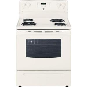 Kenmore Electric Range with Self Cleaning Oven