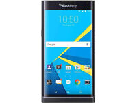 BLACKBERRY PRIV 4G unlock 18MP BLACK 32GB