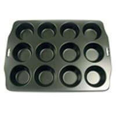NEW NORPRO 3999 12 HOLE NON STICK MUFFIN CUPCAKE PAN Norpro Non Stick Muffin Pan