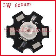 3W Red LED