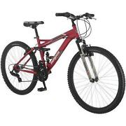 Mongoose Mountain Bike