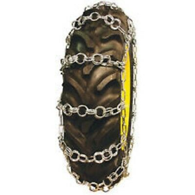 Rud Double Ring Pattern 16.9-38 Tractor Tire Chains - Nw787