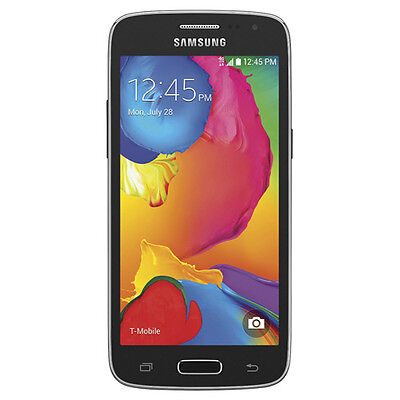 Samsung Galaxy Avant 16Gb Sm G386t Unlocked Gsm 4G Lte Smartphone Black