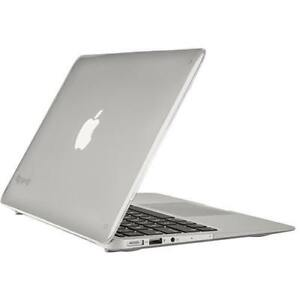 "Speck SPKA2410 SeeThru SATIN Macbook Air 13"" Hard Shell Case - Clear (New Other)"