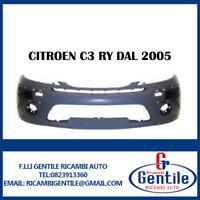 Set supporti paraurti anteriore CITROEN C3 09
