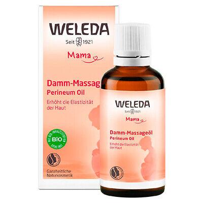 WELEDA Damm-Massageöl 50 ml 01830531