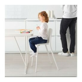 IKEA Urban Junior White Chair