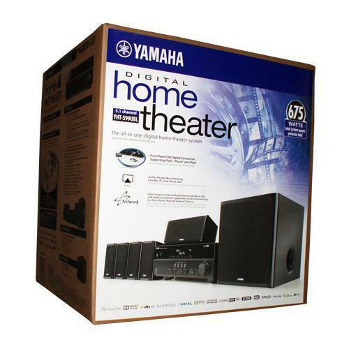 Yamaha home theater system ebay for Yamaha 7 2 home theatre system