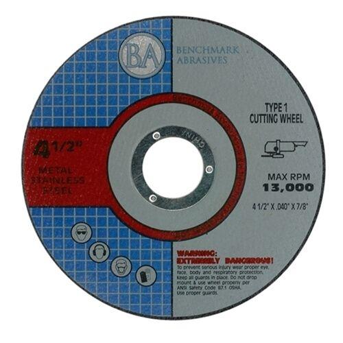 """25 Pack 4.5""""x.045x7/8"""" Pro Metal Steel Cutting Cutoff Wheel"""