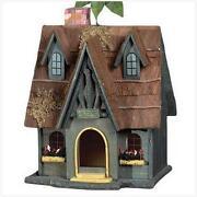 Folk Art Birdhouse