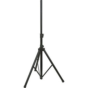 3 Musician Gear Standard Speaker Stands - Brand New