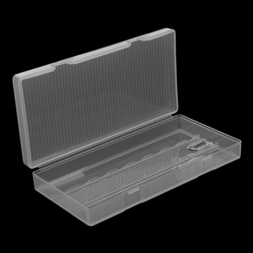 Portable Hard Plastic Battery Case Holder Storage Box for 8 X18650 Batteries Hot