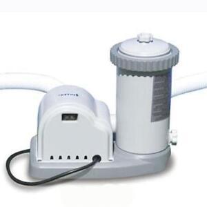 Intex pool pump ebay for Intex pool pumps