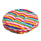Striped Floor Cushion Home Décor Pillows