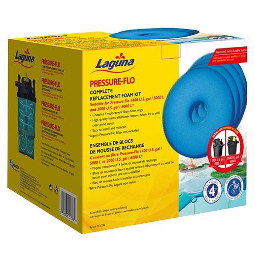 Laguna PT1736 Replacement Foam for Pressure-Flo 1400 & 2000