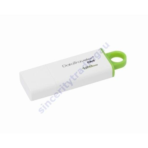 KINGSTON DATATRAVELER DTIG4 128GB USB FLASH DRIVE DTI G4 USB 3.0 128G 128 G GB