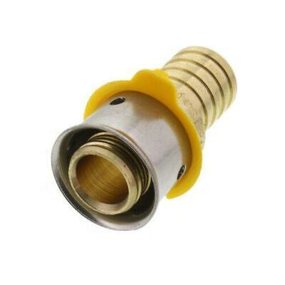 Viega 97820 12 Pex Press X 12 Pb Adapter W Sleeve - 14 Pack