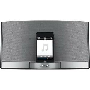 bose sounddock portable ebay. Black Bedroom Furniture Sets. Home Design Ideas
