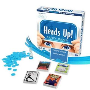 Heads Up Board Game