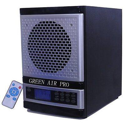 NEW DUAL PLATE GREEN AIR PRO PURIFIER OZONE GENERATOR ALPINE CLEAN