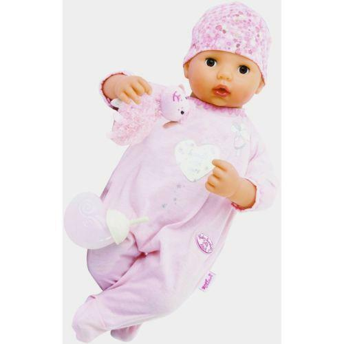 Baby Annabell Interactive Doll Ebay