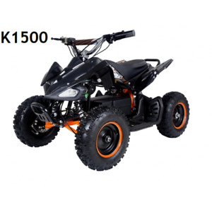 Sporty 500W Kids Electric Mini ATV (Black) / ATV on sale