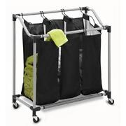 Laundry Hamper Sorter