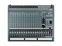 Yamaha EMX 5000 powered mixer with dual effects