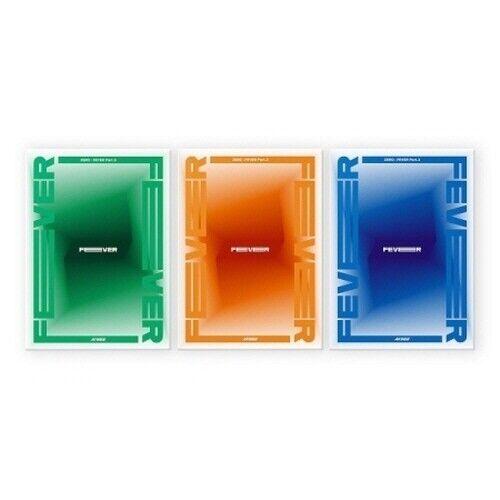 ATEEZ - ZERO : FEVER Part.3 Album CD+Poster+Photobook+Photocard+Pre-Order+Gift