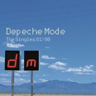 Depeche Mode   Depeche Mode   Singles 81 98  New Cd  Holland   Import