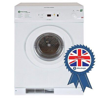White Knight Eco Gas dryer
