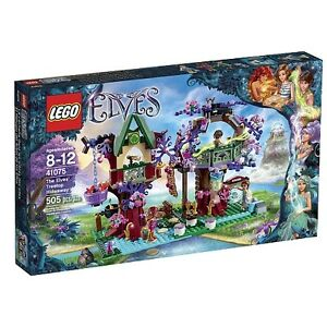 Lego The Elves 41075, brand new in factory sealed box