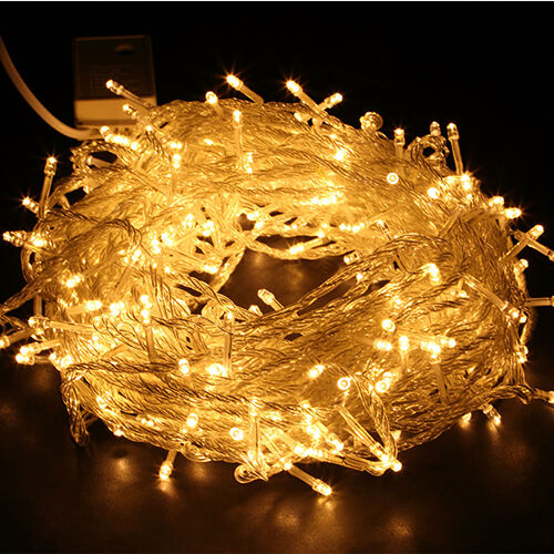 choose from different types of fairy lights