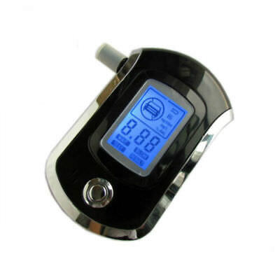 Portable Analyzer Digital LCD Breath Blow Alcohol Tester Breathalyzer AT6000 HI