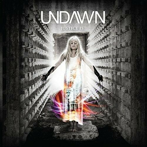 Undawn - Justice Is ... [New CD]