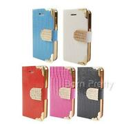 Flip Case iPhone 4 Strass