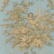 Victorian Floral Wallpaper