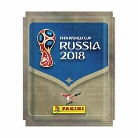 Panini FIFA World Cup Russia 2018 sticker swap - updated 06/07/18