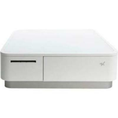 Star Micronics 39650011 Mpop White Integrated + Cash Term Drawer Univ Tablet