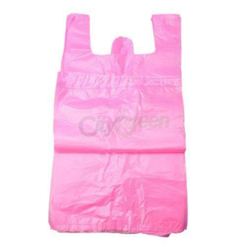 Pink Plastic Bags Ebay