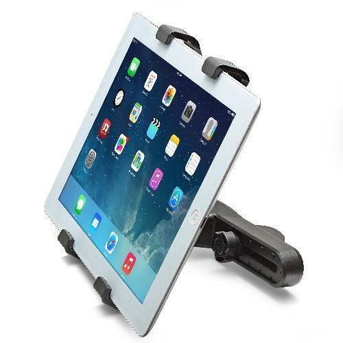 Aduro U-Grip Adjustable Universal Car Headrest Mount for Tab