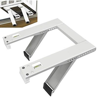 Qualward Window Air Conditioner Brackets AC Support Bracket