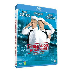 Accordee Franck Dubosc Stephane Rousseau Zenith Paris BLU RAY