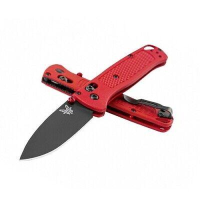 Benchmade Bugout Crimson Red S30V -Folding Knife Folder BM 535BK-2001