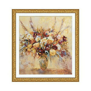 Warmth of Flowers Painting