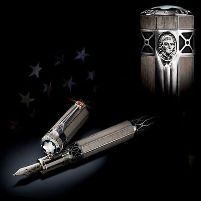 Montblanc Signature's For Freedom Thomas Jefferson LE Fountain Pen